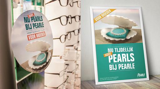 Pearls voor Pearle
