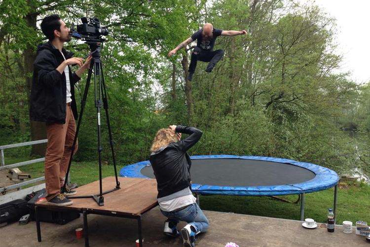 behind the scenes trailer festival Met Hart en Ziel