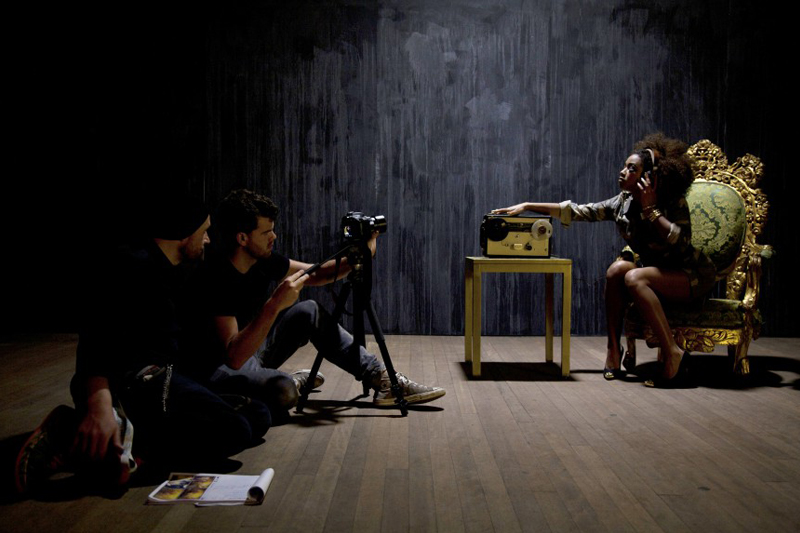 Dirty Dogz behind the scenes videoclip