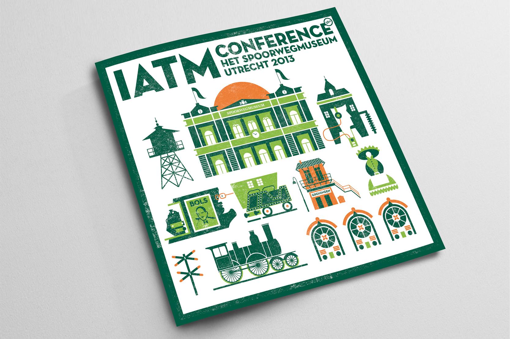 Uitnodiging IATM Conference